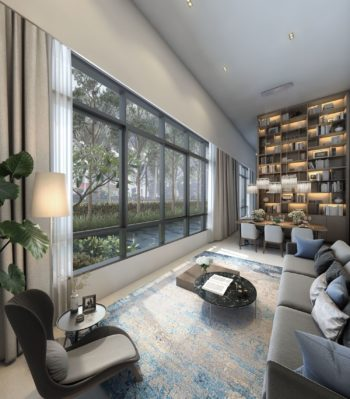 Parkwood Residences Living Singapore